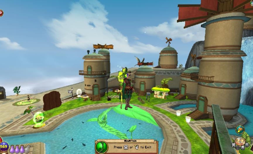 Click image for larger version.  Name:Magic Beanstalk view.jpg Views:232 Size:65.6 KB ID:647349